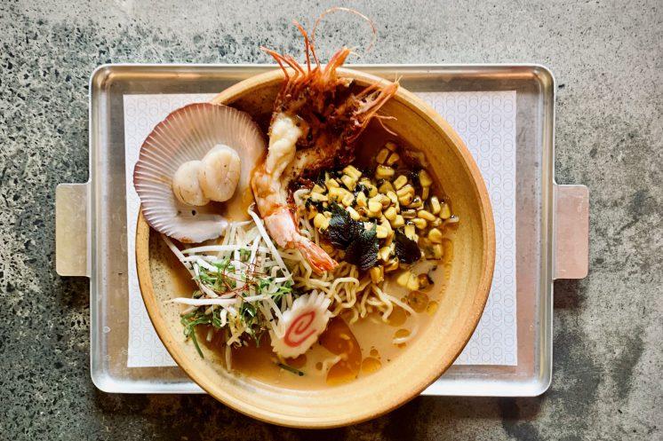 Yoko Dining (Brisbane) - Seafood Ramen